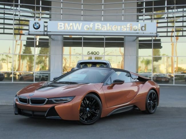 New 2019 Bmw I8 Convertible For Sale In Bakersfield Stock Kvb82969