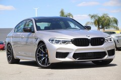 New 2019 BMW M5 Competition Sedan in Bakersfield, CA