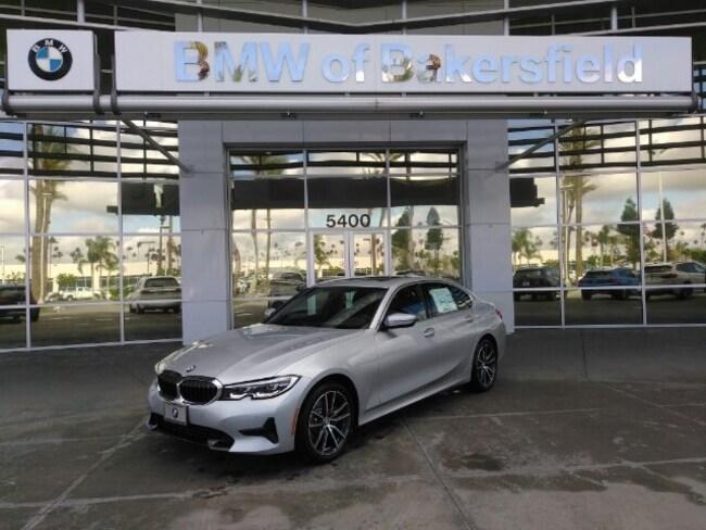 New 2019 BMW 330i Sedan in Bakersfield, CA