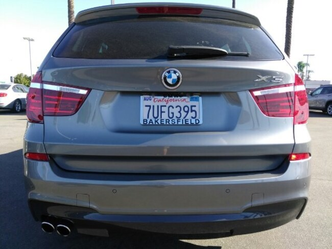 Used 2016 BMW X3 xDrive28i For Sale in Bakersfield | Stock #:B24276