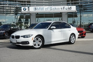 Certified Pre-Owned 2016 BMW 3 Series 328i Sedan in Bakersfield, CA