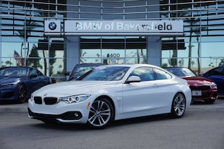 Used 2016 BMW 4 Series 428i Coupe in Bakersfield, CA