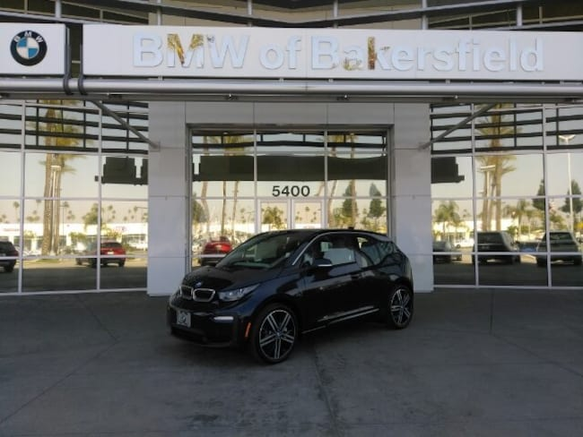 New 2019 BMW i3 120Ah w/Range Extender Sedan in Bakersfield, CA