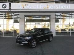 New 2019 BMW X3 sDrive30i SAV in Bakersfield, CA