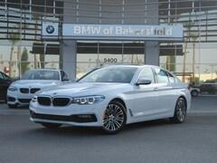 New 2018 BMW 530i Sedan in Bakersfield, CA