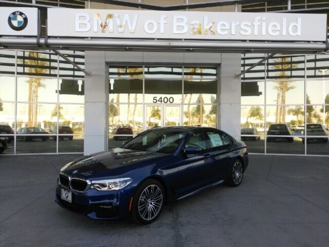 New 2019 BMW 540i Sedan For Sale in Bakersfield   Stock #:KG919457