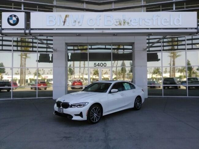 New 2019 BMW 3 Series 330i Sedan in Bakersfield, CA