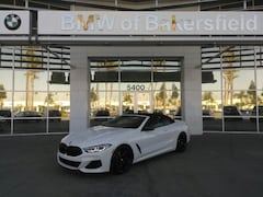 New 2019 BMW M850i xDrive Convertible in Bakersfield, CA
