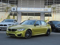 New 2018 BMW M3 Sedan in Bakersfield, CA