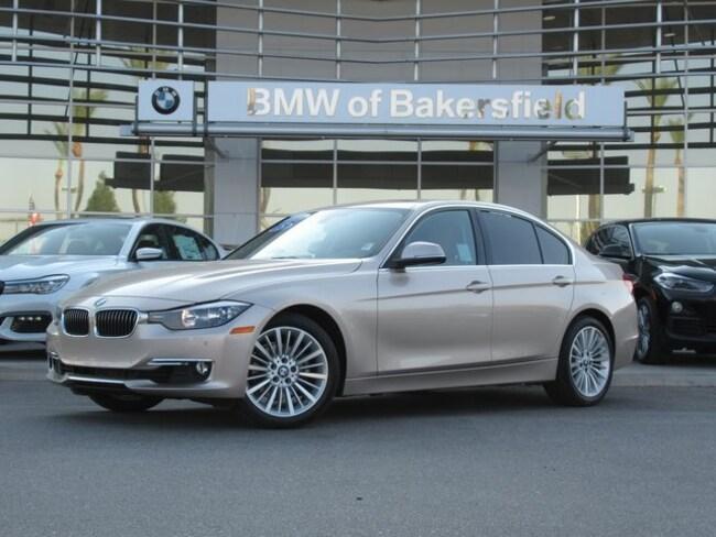 Certified 2015 BMW 3 Series 328i Sedan in Bakersfield, CA