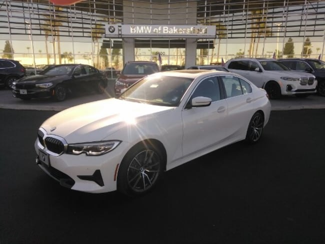 Used 2019 BMW 330i 330i Sedan in Bakersfield, CA