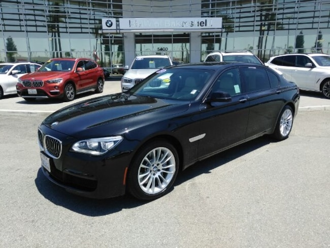 Bmw 750li For Sale >> Used 2013 Bmw 7 Series 750li For Sale In Bakersfield Stock