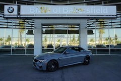 New 2020 BMW M4 Convertible in Bakersfield, CA