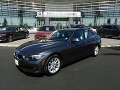 2016 BMW 3 Series 320i Sedan
