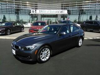 Certified Pre-Owned 2016 BMW 3 Series 320i Sedan in Bakersfield, CA