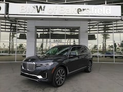 New 2019 BMW X7 xDrive50i SUV in Bakersfield, CA