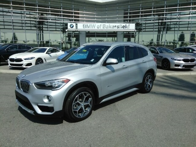 Certified 2017 BMW X1 Xdrive28i SUV in Bakersfield, CA