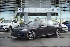 New 2019 BMW 740i Sedan in Bakersfield, CA
