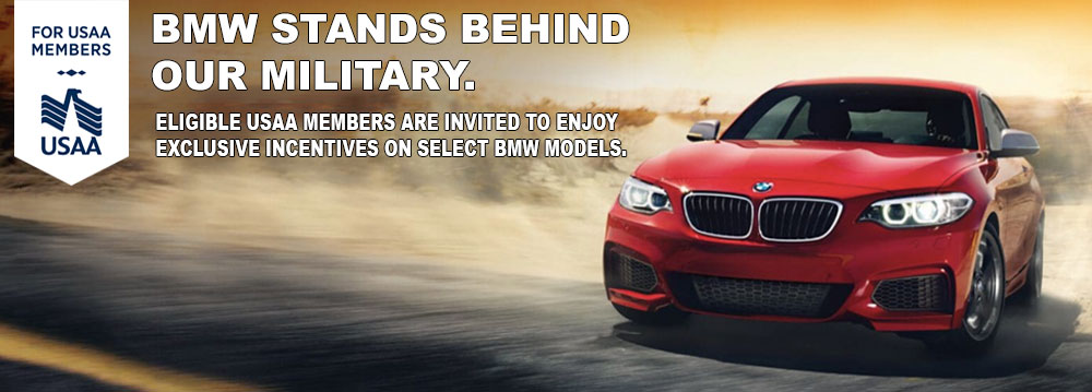 Usaa Exclusive Incentive Bmw Of Bakersfield