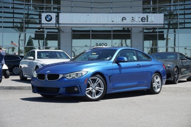 Used 2016 Bmw 4 Series 428i Coupe In Bakersfield