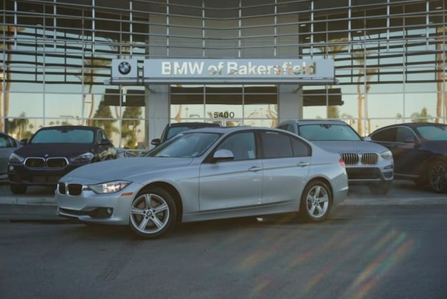 Certified 2015 BMW 3 Series 328i Xdrive Sedan in Bakersfield, CA