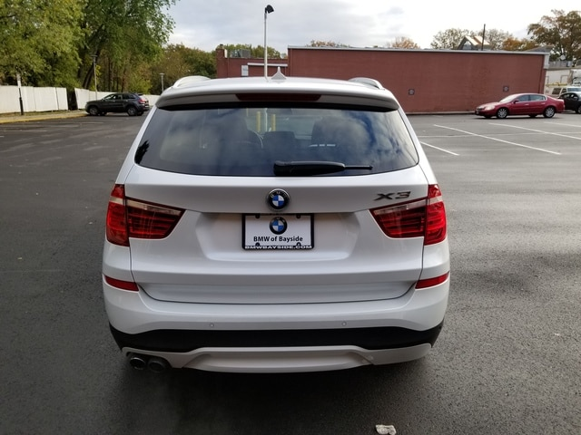 BMW Bayside Service >> Used 2017 Bmw X3 For Sale In