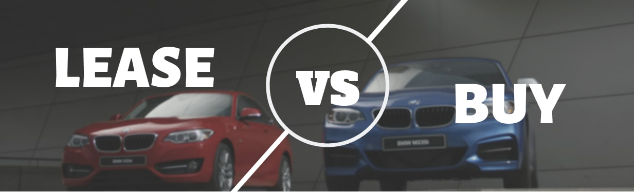 BMW Lease vs buying