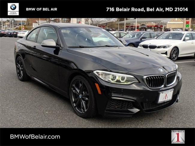2017 BMW 2 Series M240i Coupe