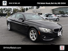 Used 2014 BMW 4 Series 428i Xdrive Coupe
