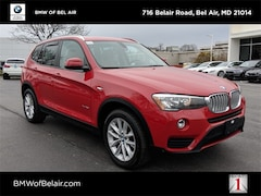 2015 BMW X3 xDrive28i SUV in [Company City]