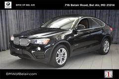 2016 BMW X4 xDrive28i SUV in [Company City]