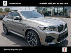 2020 BMW X4 M Sports Activity Coupe Sports Activity Coupe