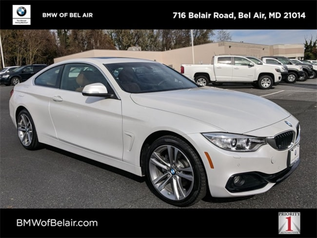 2017 BMW 4 Series 430i xDrive Coupe SULEV Car