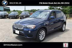 2016 BMW X3 xDrive28i SAV in [Company City]