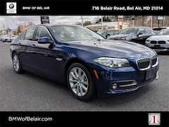 Used 2016 BMW 5 Series 535i Xdrive Sedan in Houston