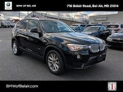 Used 2016 BMW X3 Xdrive28i SUV in Houston
