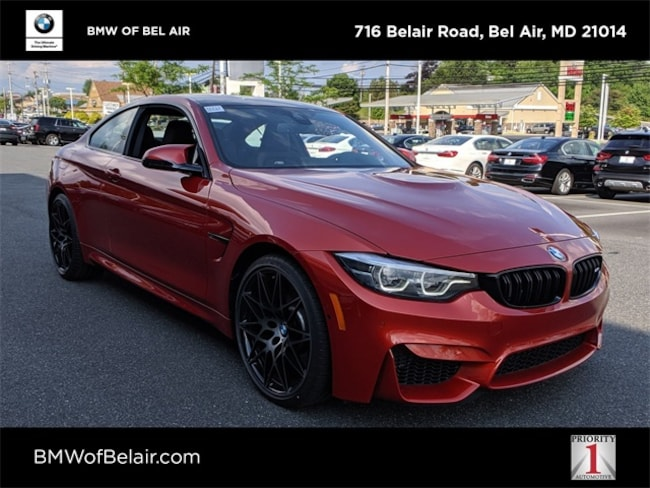 New 2020 Bmw M4 For Sale At Bmw Of Bel Air Vin Wbs4y9c0xlfh07940