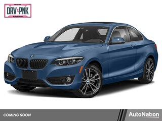 2021 BMW 2 Series 2dr Car