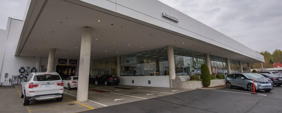 BMW Service Center in Bellevue, WA | BMW of Bellevue