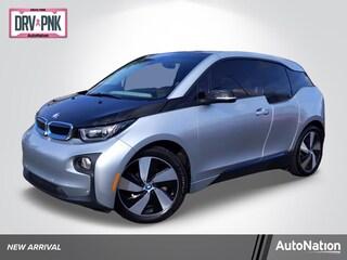 2015 BMW i3 Hatchback