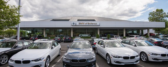 BMW Bellevue Service >> Bmw Dealer Near Redmond Bmw Of Bellevue