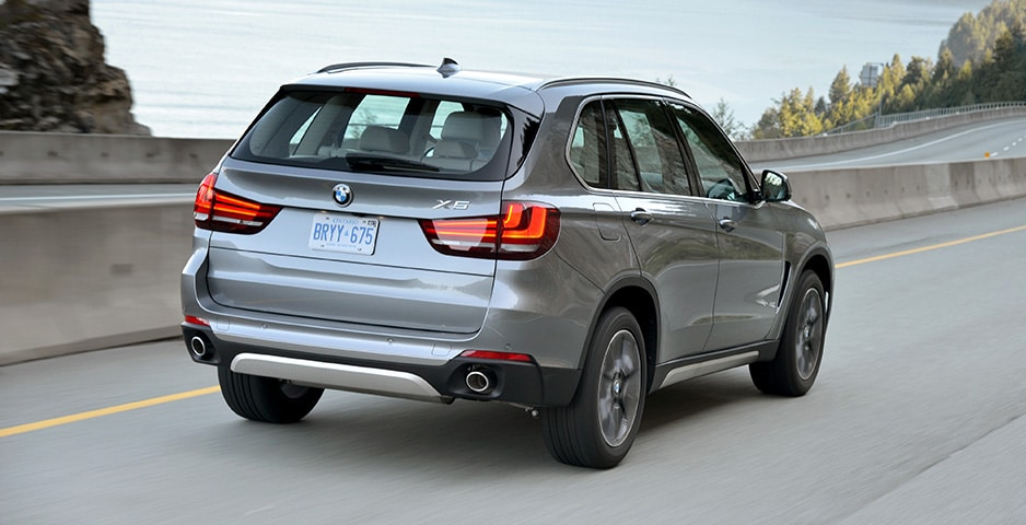 Your Pre Owned 2015 BMW X5 Options Near Sacramento