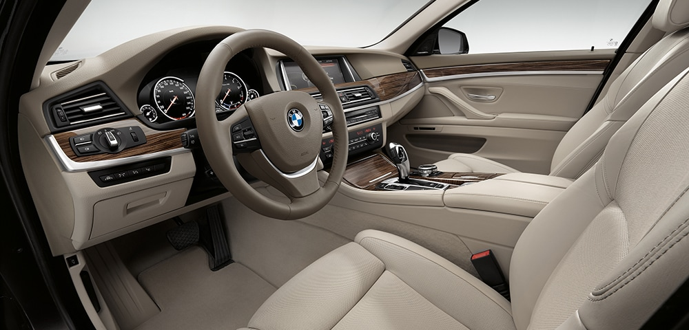Used 2014 BMW 5 Series Technology In White Plains