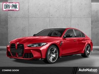 2022 BMW M3 Sedan