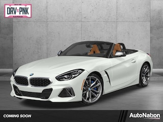 2022 BMW Z4 sDrive M40i Convertible