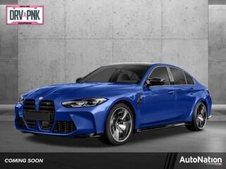 2022 BMW M3 Competition xDrive Sedan