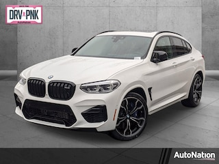 2021 BMW X4 M Sports Activity Coupe