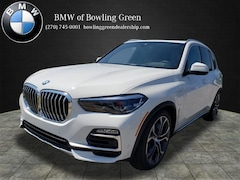 Used 2021 BMW X5 PHEV xDrive45e SUV for sale in College Park MD
