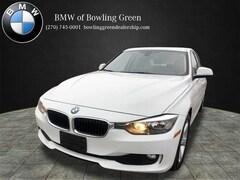 2013 BMW 320i xDrive Sedan