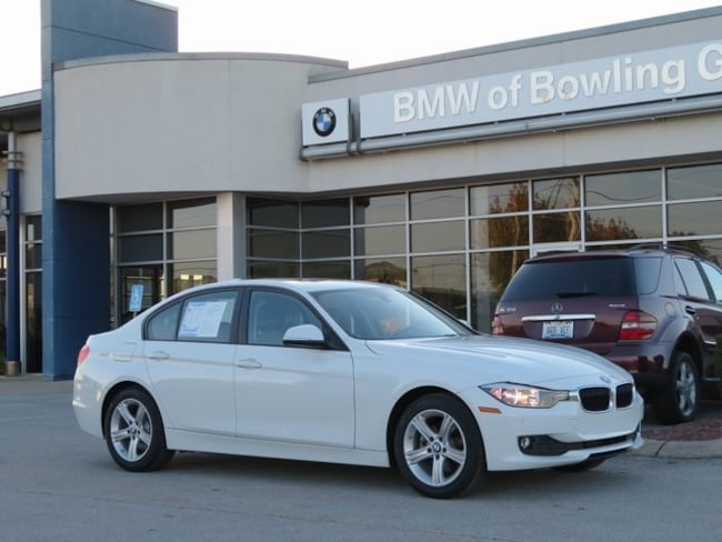 2015 BMW 320i xDrive Sedan